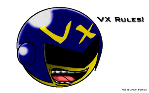 VX Super Force Emotion Icon, VX Rules