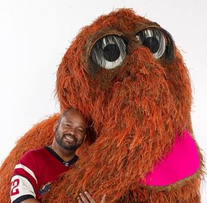 LouisMitchell and Snuffy