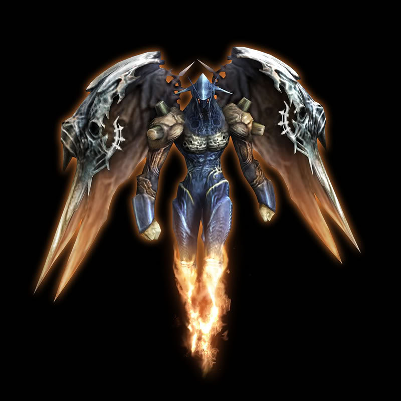 Image - Thanatos Ultimate Legion Perfect Form.jpg - Chaos Legion Wiki