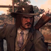 Rdr jack marston