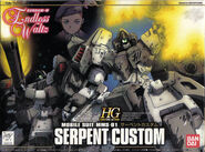 HG MMS-01 Serpent CUSTOM