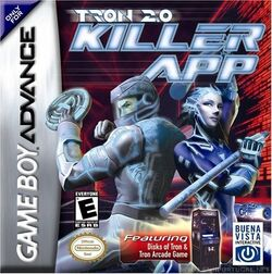 Tron 2 0 - Killer App