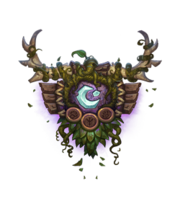 Druid crest