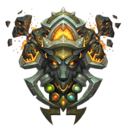 Shaman crest
