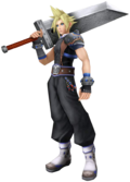 Cloud(Dissidia012)