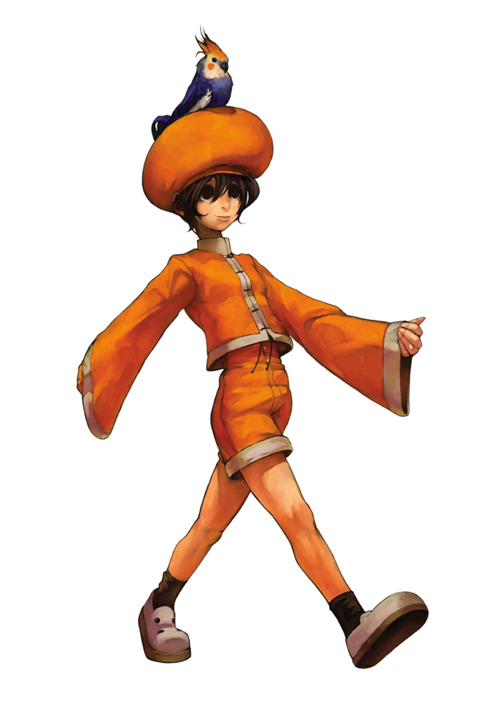 Bao - The King of Fighters Wiki