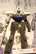 Turn A Gundam custom Gunpla
