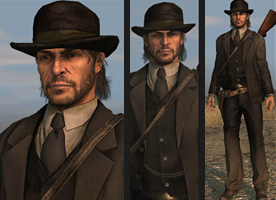 Bureau uniform red dead redemption wiki for Bureau uniform
