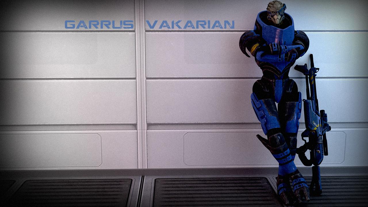 Garrus Vakarian Romance Wallpaper Mass Effect Garrus Vakarian
