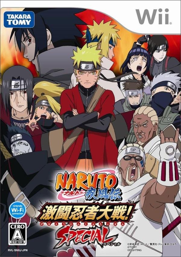 1Naruto Shippuuden Gekitou Ninja Taisen Special Pc
