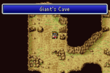 FF Giant&#39;s Cave GBA