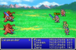 FFII Mythril Sword GBA