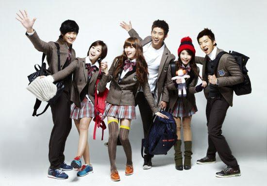 el nuevo dram de varios idolos koreanos :D 20101220_dreamhigh_2