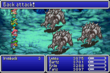FFV Back Attack GBA