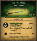 War Cutlass 2010-12-21