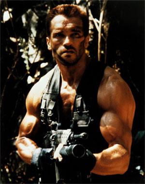 T 1000000 Terminator Arnold Schwarzenegger - Terminator