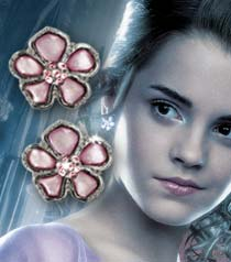 Hermione Granger's earrings