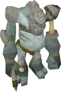 Undead troll