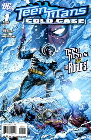Cover for Teen Titans #{{{Issue}}}