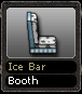 Ice Bar Booth