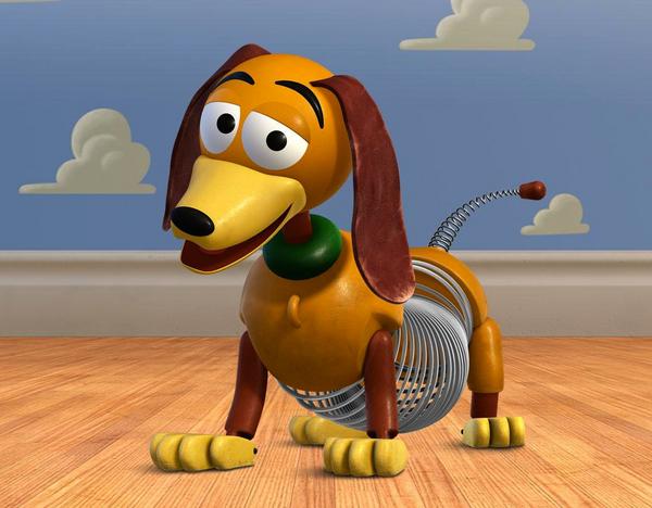Image - Toy-story-3-slinky-dog-perro-edicion-2010-1282176945.jpg - Pixar Wiki - Disney Pixar ...