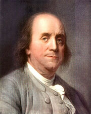 Benjamin franklin make you smile