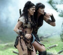 Dangerous Prey Xena Varia