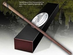 Lavender Brown&#39;s Wand
