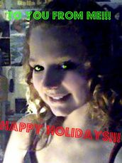 Christmas picture(picnik)