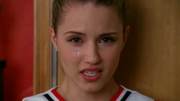 Quinn crying for her pregnancy