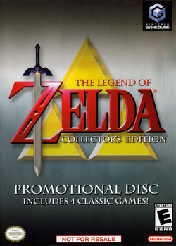 The Legend of Zelda - Collector&#39;s Edition (North America)