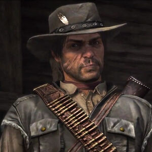 Rdr john marston