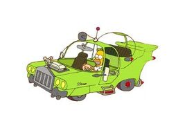 Homer Car