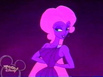 Image - Aphrodite and hepheastus.jpg - Disney's Hercules Wiki
