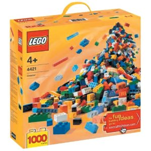 Big Box Legos