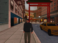 Un beta de Claude en Chinatown