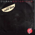 Duran duran notorious 7 single juke-box france