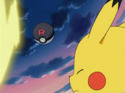 EE01 Poké Ball del Team Rocket