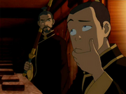 Sokka thinking