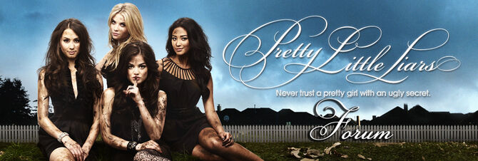 Key art pretty little liars forum