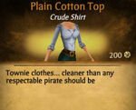 F Cotton Top variations