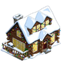 Winter Farm House3