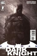 Batman The Dark Knight-1 Cover-3