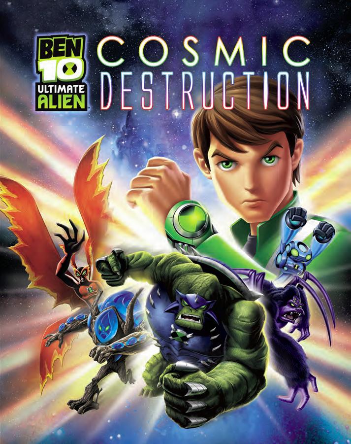 Ben 10 Ultimate Alien: Cosmic Destruction - Ben 10 Planet, the