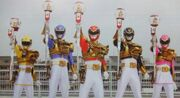 TSG-Super Goseiger