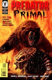 Predator Primal issue 2