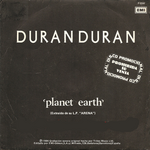 Duran duran planet earth promo EMI P-058