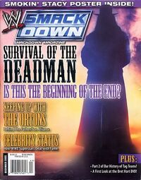 Smackdown Magazine Dec 2005