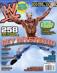 WWE Magazine Dec 2008