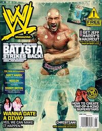 WWE Magazine Jun 2009